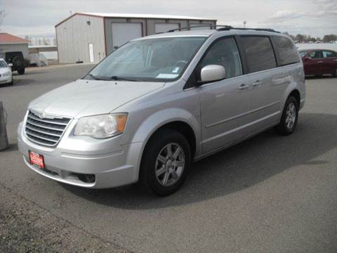 Town And Country Alamosa >> 2010 Chrysler Town And Country For Sale In Monte Vista Co