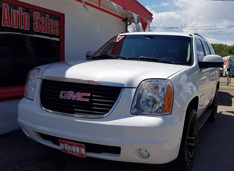2008 GMC Yukon for sale at VISTA AUTO SALES in Longmont CO