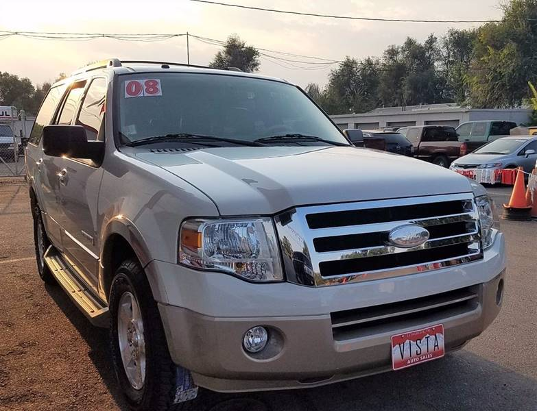 2008 Ford Expedition for sale at VISTA AUTO SALES in Longmont CO