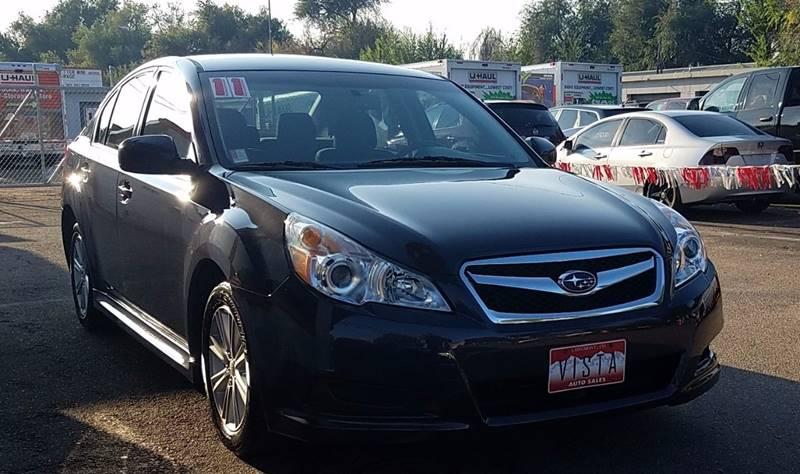 2011 Subaru Legacy for sale at VISTA AUTO SALES in Longmont CO