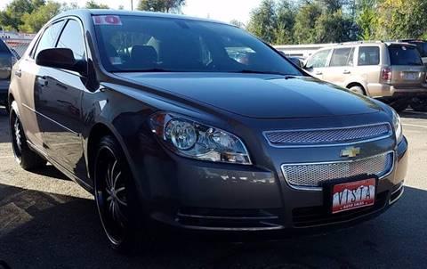 2010 Chevrolet Malibu for sale at VISTA AUTO SALES in Longmont CO
