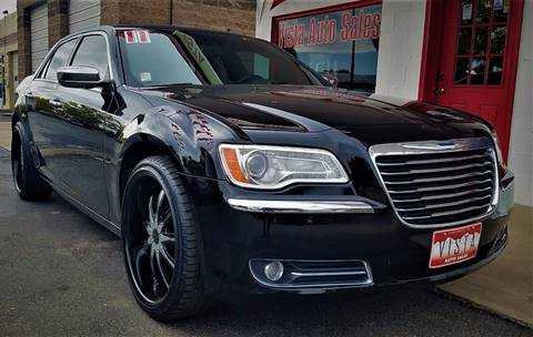 2011 Chrysler 300 for sale at VISTA AUTO SALES in Longmont CO