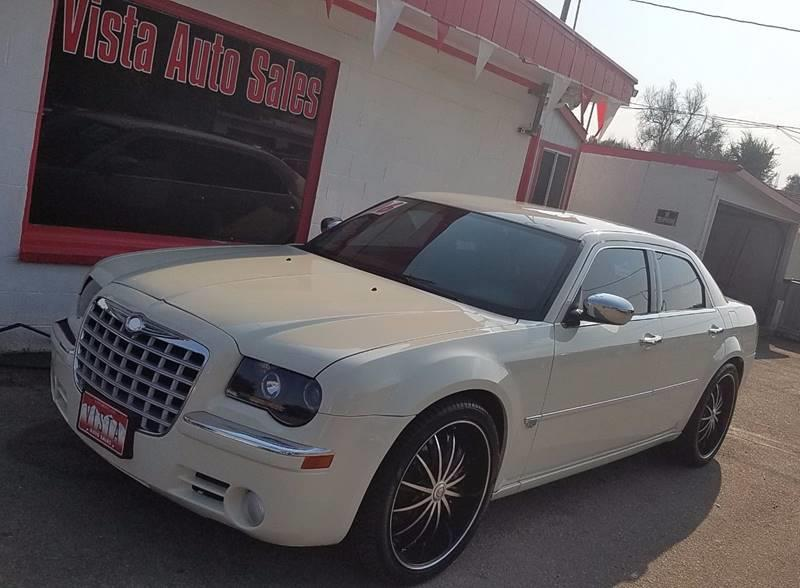 2006 Chrysler 300 for sale at VISTA AUTO SALES in Longmont CO