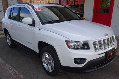 2016 Jeep Compass for sale in Longmont, CO