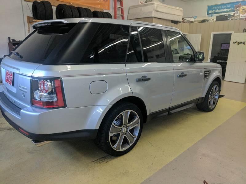 2010 Land Rover Range Rover Sport 4x4 Supercharged 4dr SUV - Bristol TN