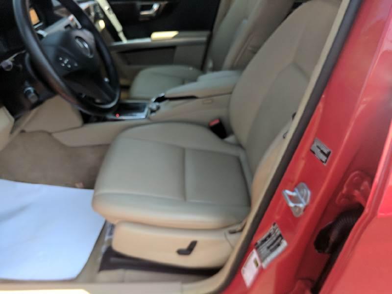2010 Mercedes-Benz GLK AWD GLK 350 4MATIC 4dr SUV - Bristol TN