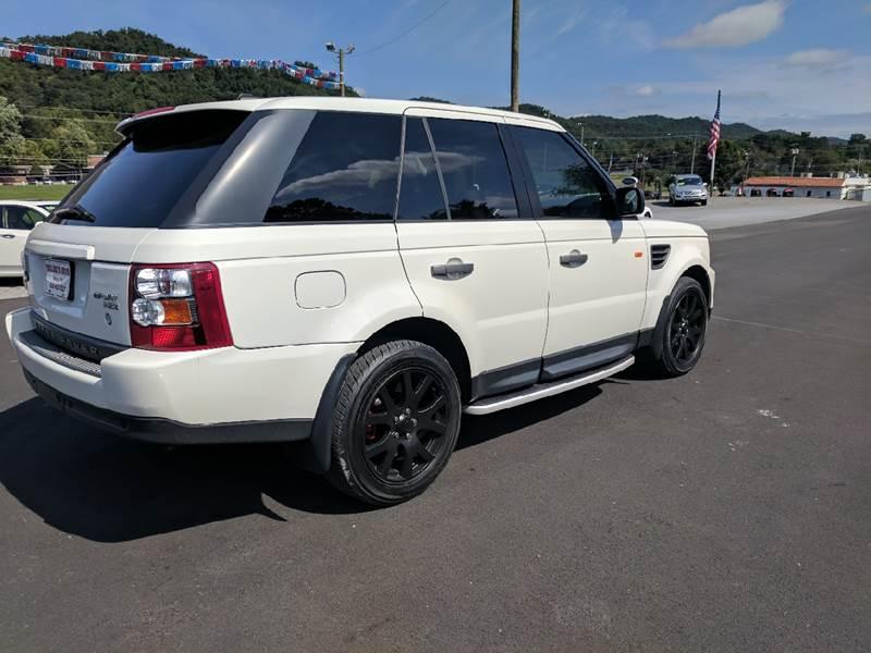 2007 Land Rover Range Rover Sport HSE 4dr SUV 4WD - Bristol TN