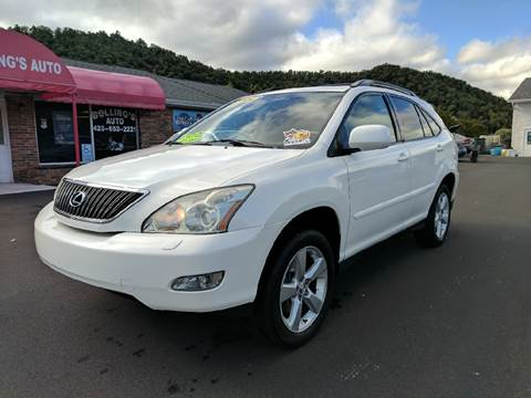 2004 Lexus RX 330 for sale at BOLLING'S AUTO in Bristol TN