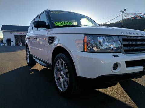 2008 Land Rover Range Rover Sport for sale at BOLLING'S AUTO in Bristol TN