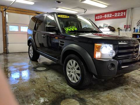 2005 Land Rover LR3 For Sale in Tennessee - Carsforsale.com®