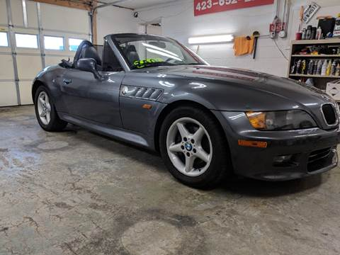 1999 BMW Z3 for sale at BOLLING'S AUTO in Bristol TN