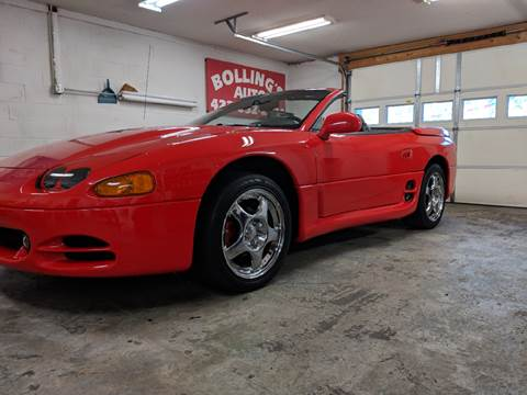 Mitsubishi 3000gt for sale for Bristol motor mile dealerships
