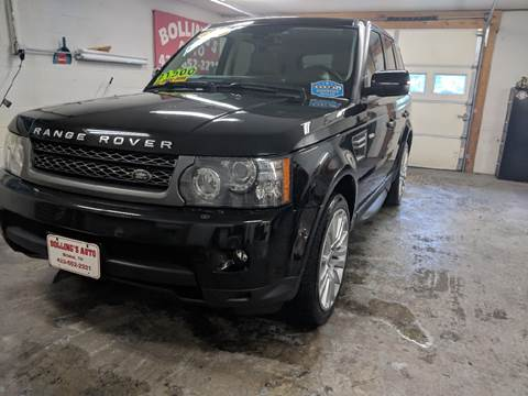 2011 Land Rover Range Rover Sport for sale at BOLLING'S AUTO in Bristol TN