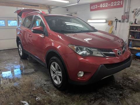 2013 Toyota RAV4 for sale at BOLLING'S AUTO in Bristol TN