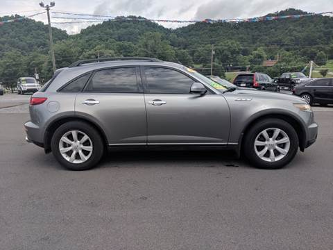 2004 Infiniti FX35 for sale at BOLLING'S AUTO in Bristol TN