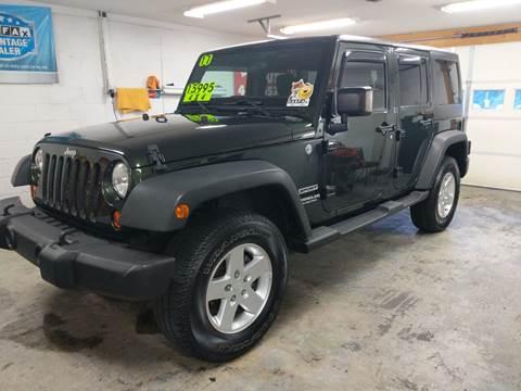 2011 Jeep Wrangler Unlimited for sale in Bristol, TN