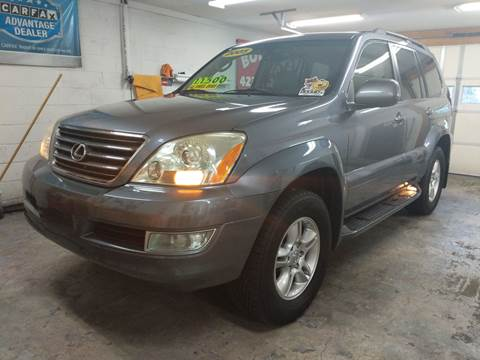 2005 Lexus GX 470 for sale at BOLLING'S AUTO in Bristol TN