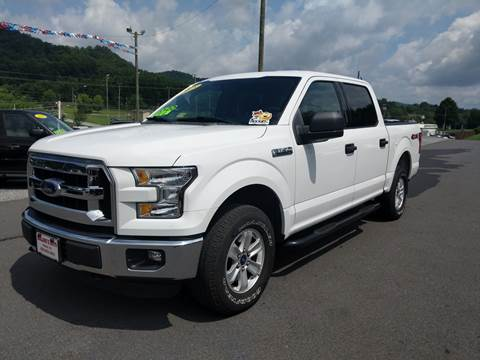 2015 Ford F-150 for sale at BOLLING'S AUTO in Bristol TN