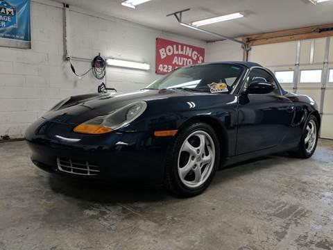 1999 Porsche Boxster for sale in Bristol, TN