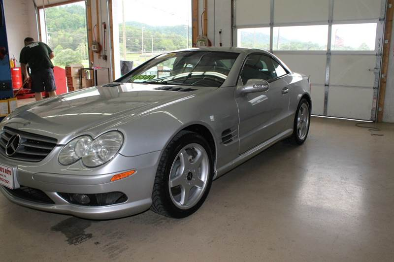 2003 Mercedes-Benz SL-Class for sale at BOLLING'S AUTO in Bristol TN