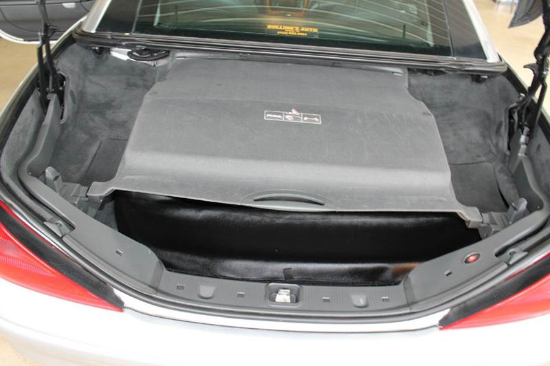 2003 Mercedes-Benz SL-Class SL500 2dr Convertible - Bristol TN