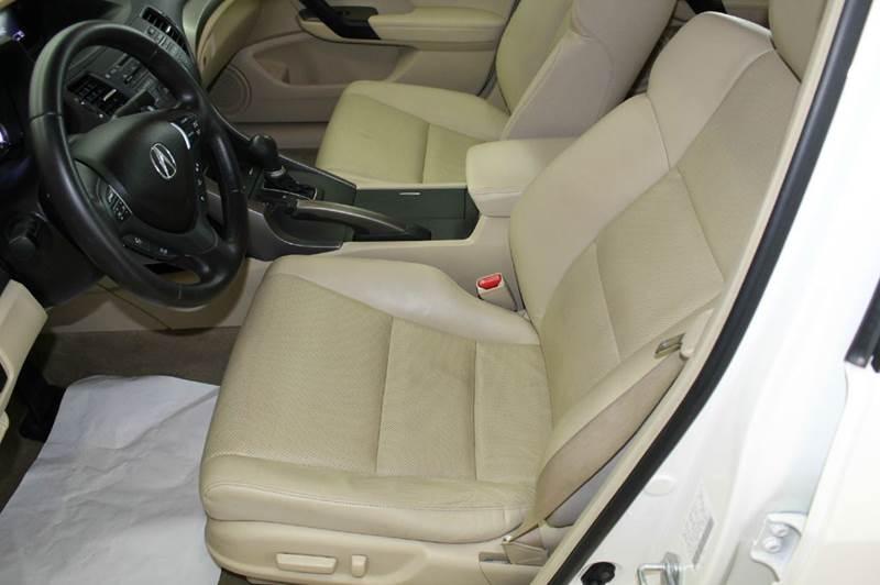 2010 Acura TSX w/Tech 4dr Sedan 5A w/Technology Package - Bristol TN