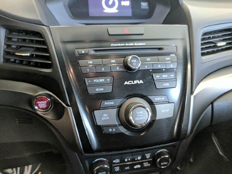 2014 Acura ILX 2.0L 4dr Sedan - Bristol TN
