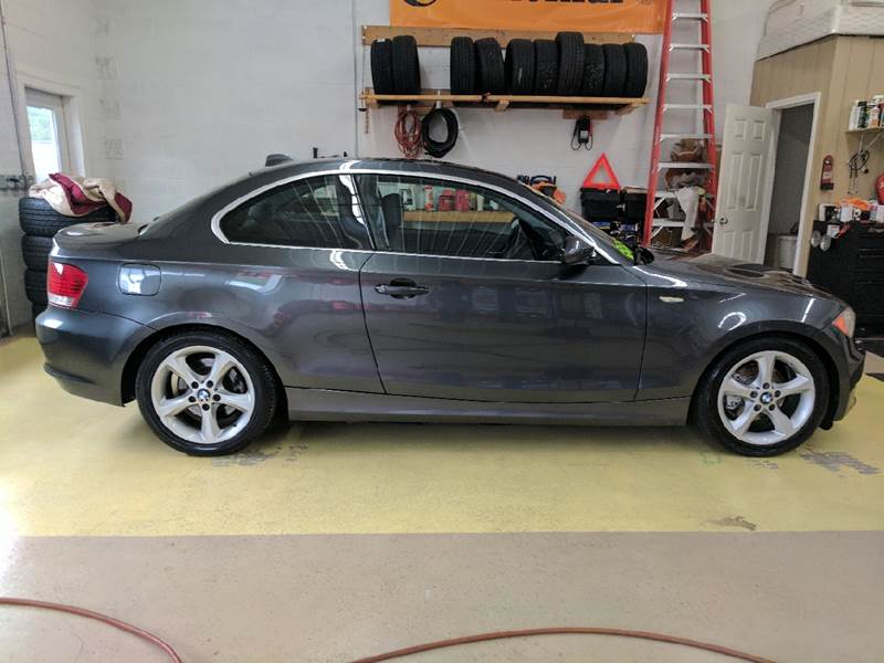 2008 BMW 1 Series 128i 2dr Coupe SULEV - Bristol TN