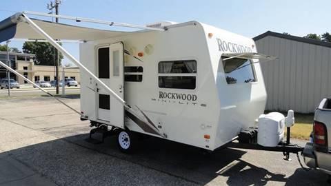2008 Rockwood MINI LITE M-1608 17' for sale in Hillsboro, KS
