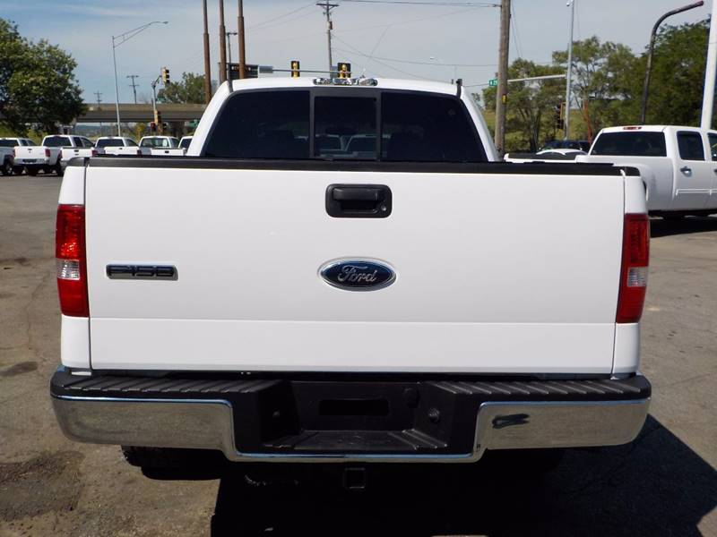 2007 Ford F-150 XLT 4dr SuperCrew 4WD Styleside 5.5 ft. SB - Council Bluffs IA