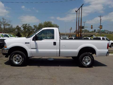 2002 Ford F-350 Super Duty