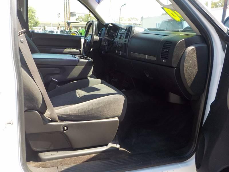 2008 Chevrolet Silverado 1500 4WD LT1 4dr Crew Cab 5.8 ft. SB - Council Bluffs IA