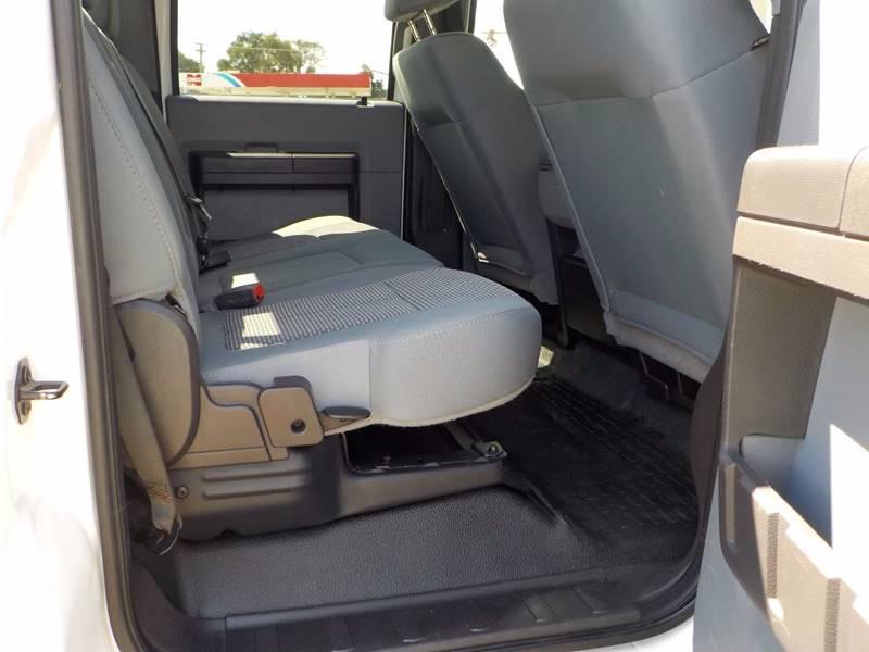 2011 Ford F-350 Super Duty 4x4 XLT 4dr Crew Cab 6.8 ft. SB SRW Pickup - Council Bluffs IA