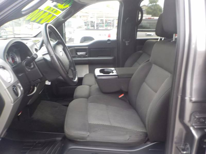 2006 Ford F-150 FX4 4dr SuperCrew 4WD Styleside 5.5 ft. SB - Council Bluffs IA