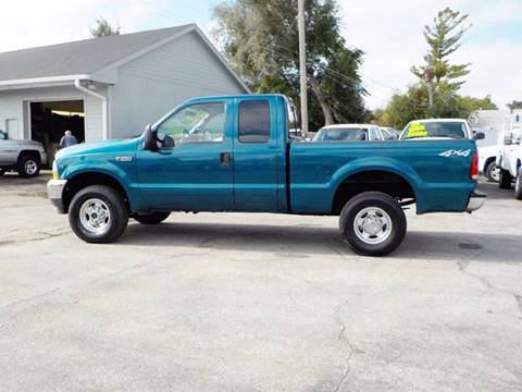 2002 Ford F-250 Super Duty for sale in Council Bluffs, IA