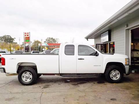 2011 Chevrolet Silverado 2500HD for sale in Council Bluffs, IA