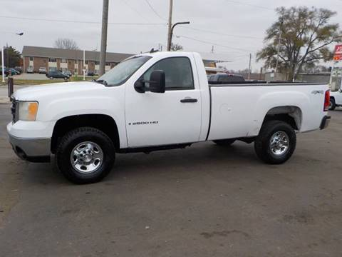 2008 GMC Sierra 2500HD for sale in Council Bluffs, IA