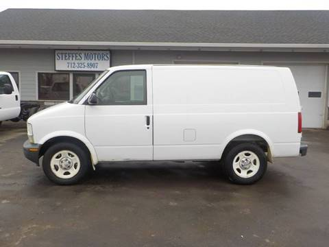 2004 Chevrolet Astro Cargo for sale in Council Bluffs, IA