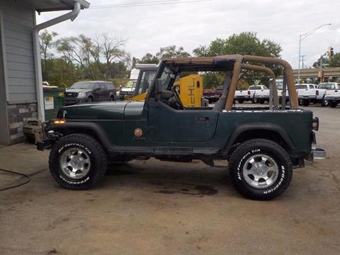 1993 Jeep Wrangler for sale in Council Bluffs, IA