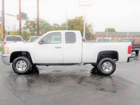 2010 Chevrolet Silverado 2500HD for sale in Council Bluffs, IA
