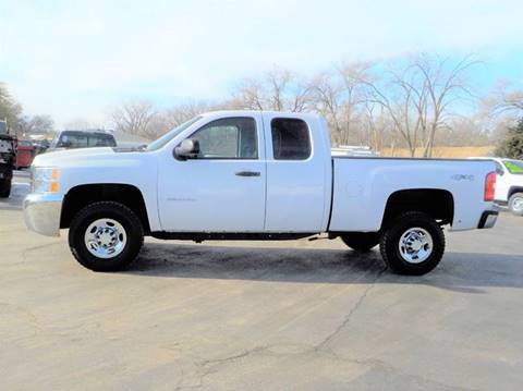 2010 Chevrolet Silverado 2500HD for sale in Council Bluffs, IA