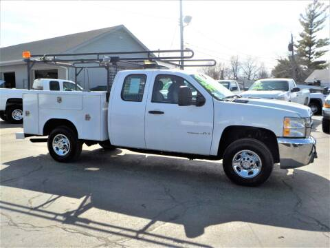 2008 Chevrolet Silverado 2500HD Work Truck for sale at Steffes Motors in Council Bluffs IA
