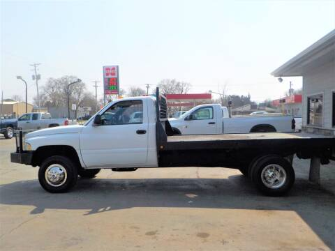 2001 Dodge Ram Chassis 3500 for sale at Steffes Motors in Council Bluffs IA