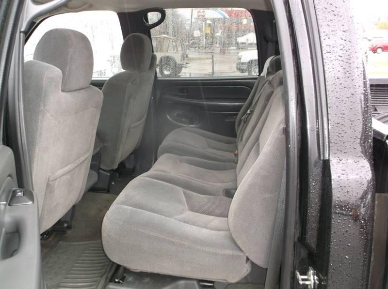 2004 Chevrolet Silverado 1500 4dr Crew Cab LS 4WD SB - Council Bluffs IA
