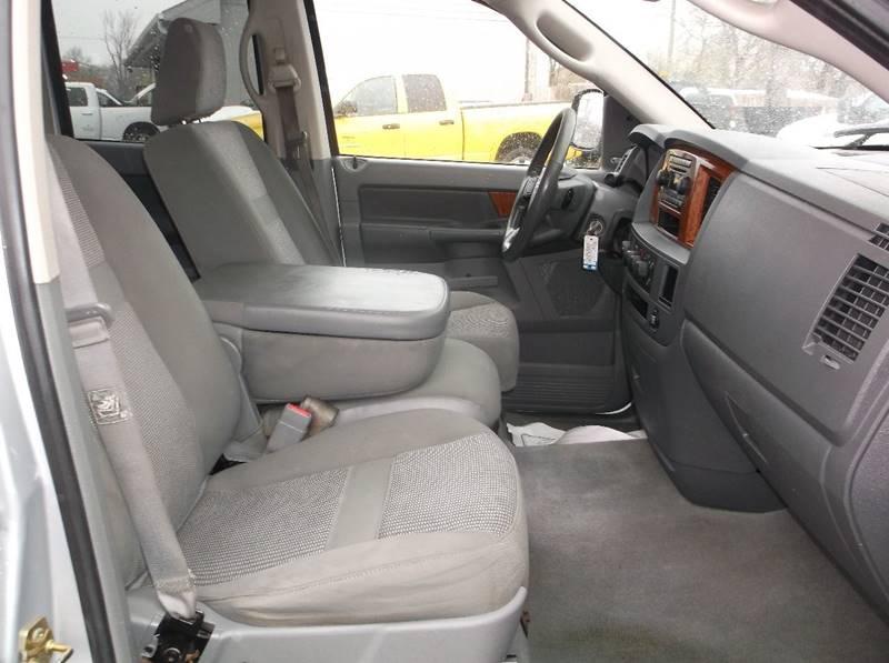 2006 Dodge Ram Pickup 1500 SLT 4dr Quad Cab 4WD SB - Council Bluffs IA