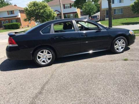 2011 Chevrolet Impala for sale in Euclid, OH