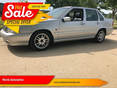 2000 Volvo S70 for sale in Euclid, OH