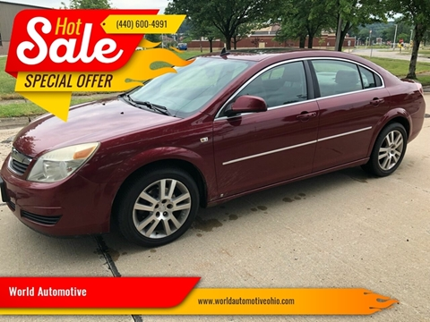 2008 Saturn Aura for sale in Euclid, OH