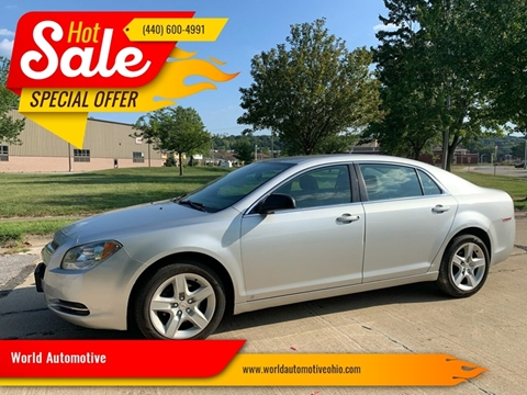 2009 Chevrolet Malibu for sale in Euclid, OH