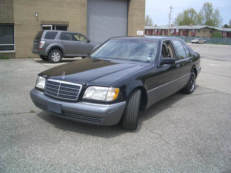 1996 mercedes benz s class s320 swb 4dr sedan in euclid oh for 1996 mercedes benz s500